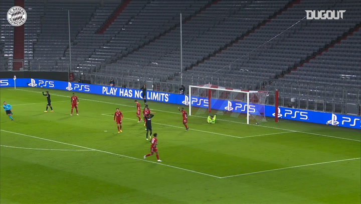 Neuer's incredible performance against Salzburg