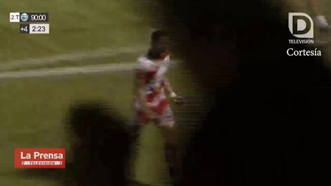 Vida 1-0 Motagua (Liga Nacional)