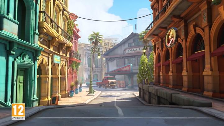 La Habana:  Nuevo mapa de escolta en Overwatch