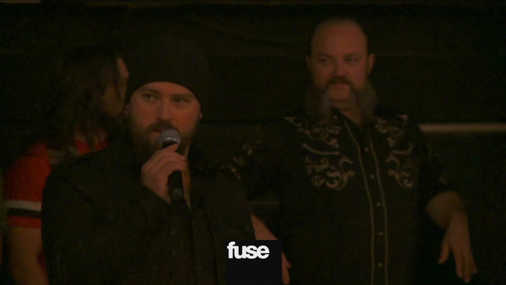 Zac Brown Band Eat and Greet at Madison Square Garden