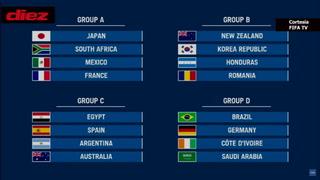Honduras se medirá a Nueva Zelanda, Corea del Sur y Rumania en los Juegos Olímpicos de Tokio