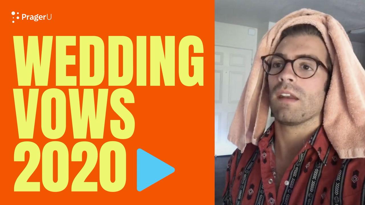 Wedding Vows 2020
