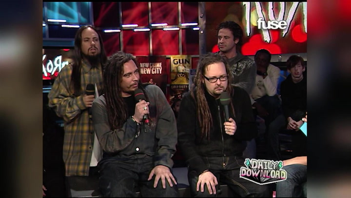 Korn Coached Snoop Dogg for Twisted Transistor Video: #TBT