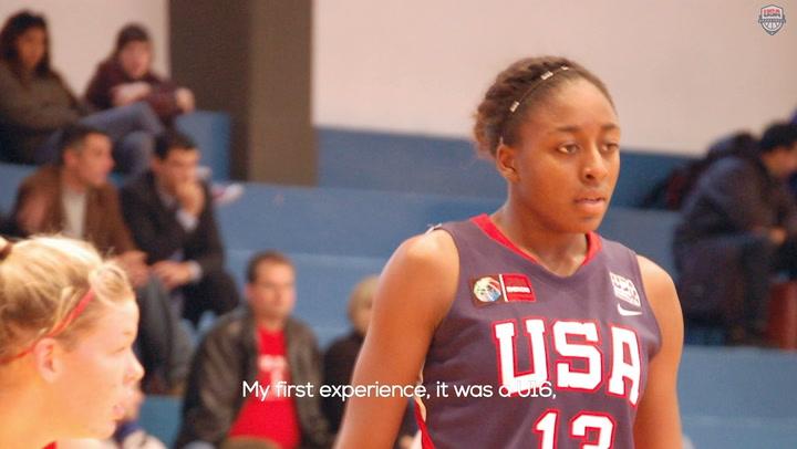 2020 USA WNT Profile: Nneka Ogwumike