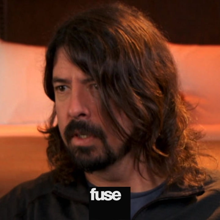 Dave Grohl On His Musical Upbringing