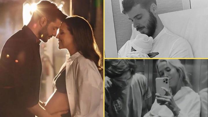 Las famosas felicitan a sus parejas por el Día del Padre