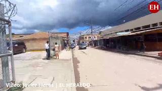 Pobladores de Talanga herméticos ante detención del alcalde y su familia