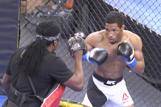 UFC's Kevin Lee says it's just a matter of time before he's a champion