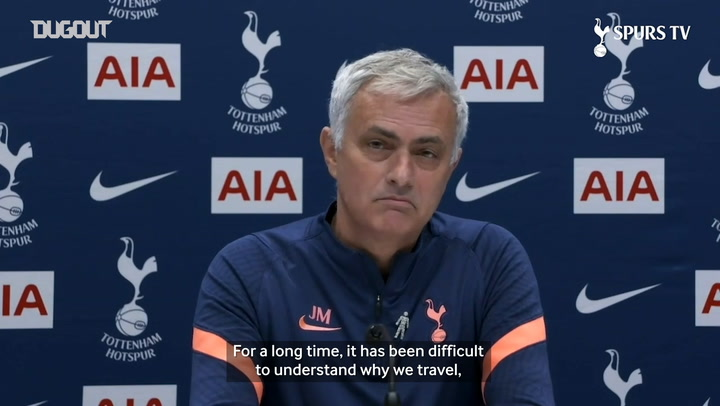 Mourinho: 'It would be better to have four or five substitutions'