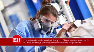 Honduras obtendrá la vacuna contra covid-19 al salir las primeras dosis
