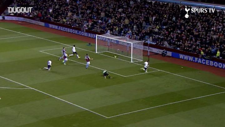 Hat-trick heroes: Gareth Bale Vs Aston Villa