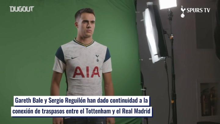 La conexión de traspasos entre Tottenham y Real Madrid