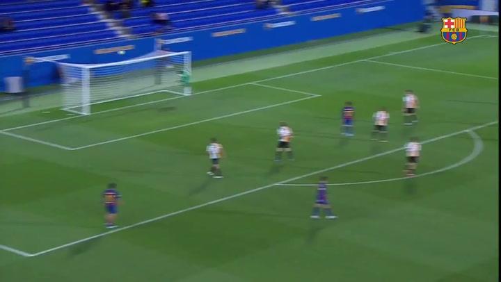 0-0: Barça B y Andorra se reparten los puntos en un partido muy táctico