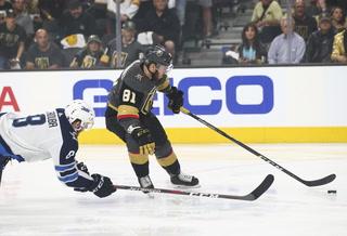Golden Knights On Game Three Against Winnipeg