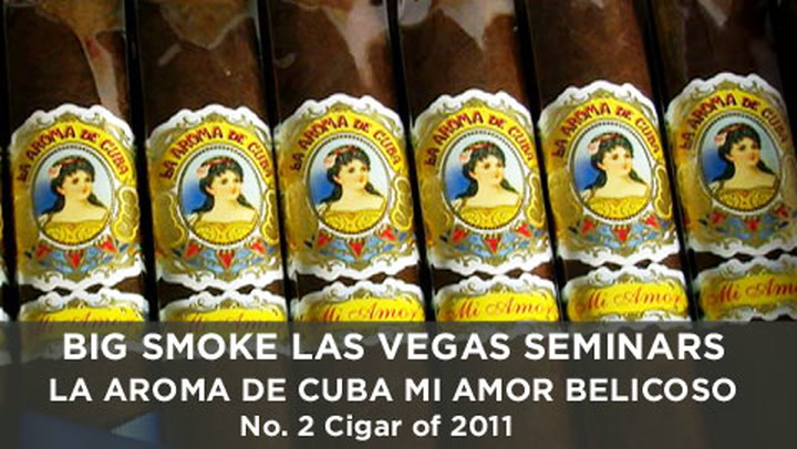 Big Smoke Seminars: No. 2 Cigar of 2011