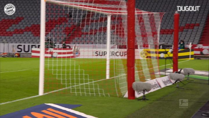 Kimmich's unique goal seals Supercup win over Dortmund - Dugout