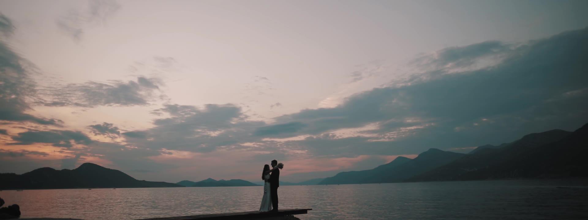 Sunita + Rob | Dubrovnik, Croatia | Villa Rose