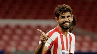 La épica respuesta de Diego Costa sobre la llegada de Luis Suárez al Atlético de Madrid