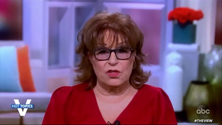 Joy Behar: Trump 'Made it his Business for Four Years to Rape this Country'
