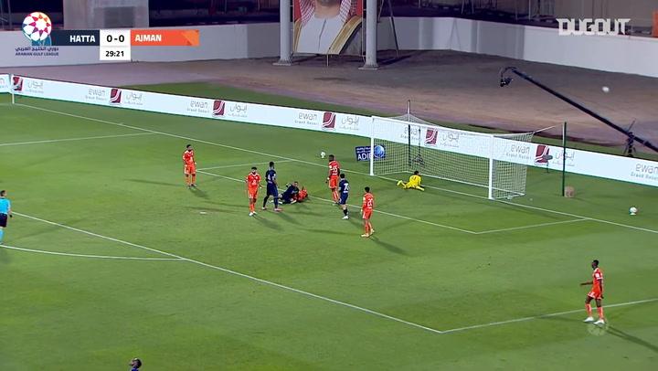Highlights: Ajman 0-0 Hatta