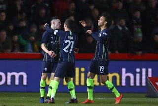 Manchester City golea en Copa antes de enfrentar la Champions League