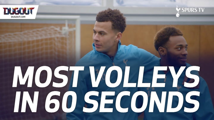 World Record: Dele Volley Challenge