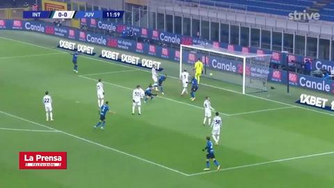 Inter de Milán 2-0 Juventus (Serie A)