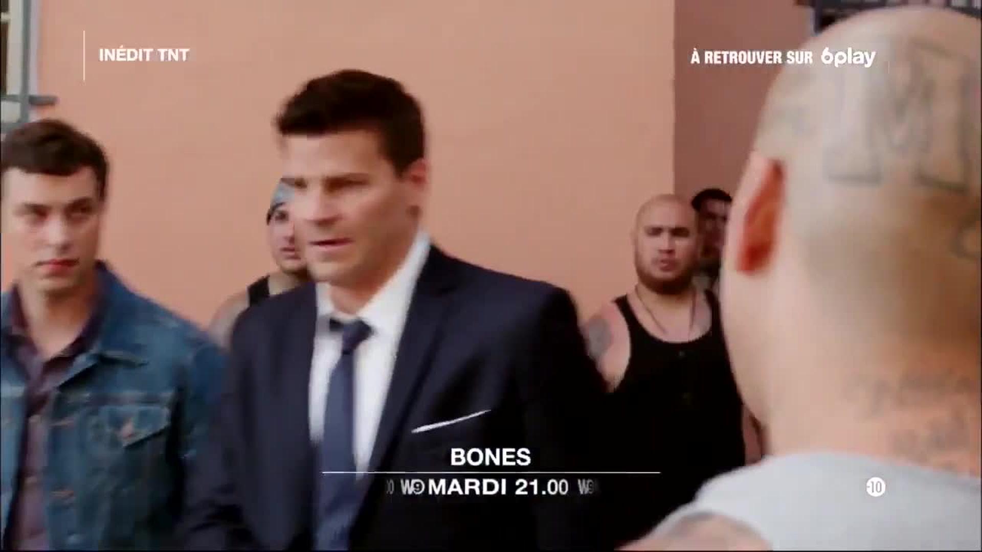 Bones : Guerre de gang