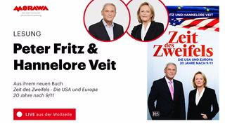 Thumbnail von Peter Fritz & Hannelore Veit - Zeit des Zweifelns LIVE