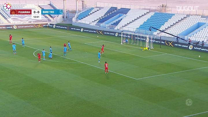 AGL Matchday 15 highlights: Baniyas 2-1 Fujairah