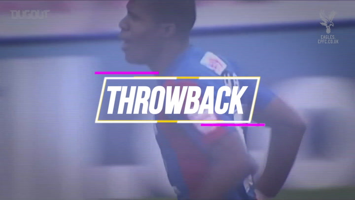 Throwback: Wilfried Zaha's First Spell At Crystal Palace