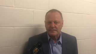 Gerard Gallant expects Golden Knights to be challenged on six-game road trip