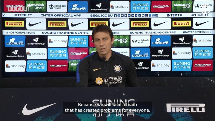 Conte: 'Whether we are the favourites or not, all my teams always play to win'