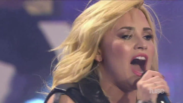 Shows: Much Music Video Award 2013:  Demi Lovato Performance