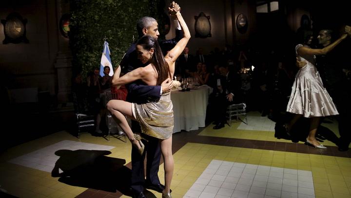 Obama nektet først, men slapp ikke unna