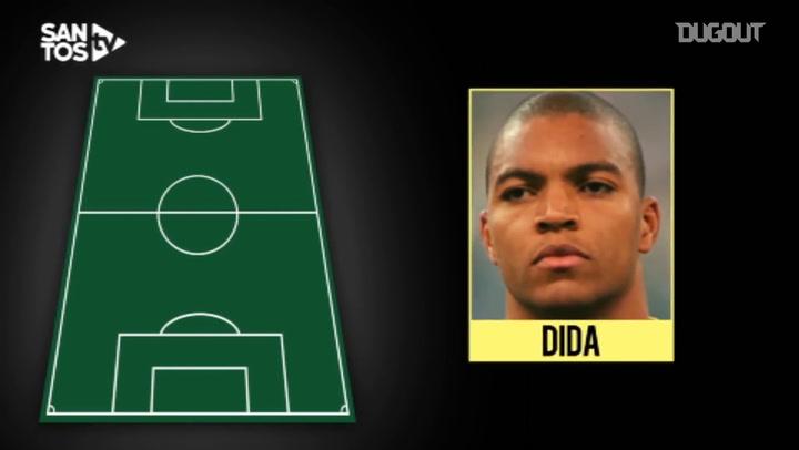 Renato selects his ultimate dream team