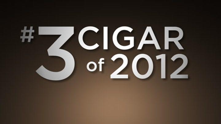 2012 No. 3 Cigar