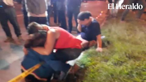 Nueva masacre deja al menos ocho personas muertas en Tegucigalpa