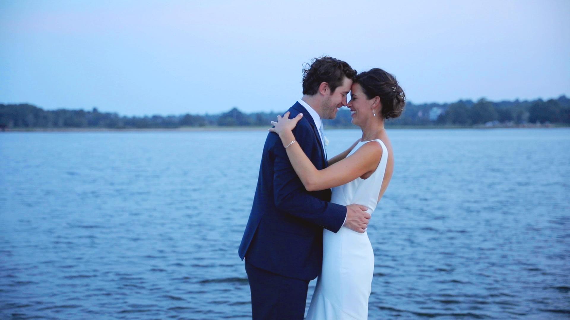 Hannah + Greg | Mattapoisett, Massachusetts | Shining Tides