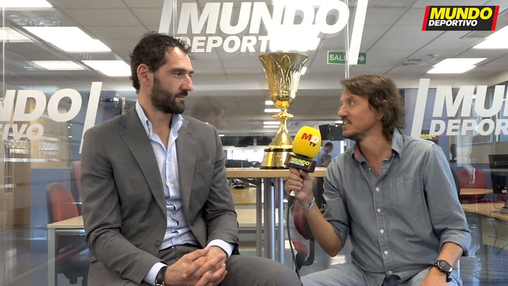 Entrevista a Jorge Garbajosa, presidente de la FEB