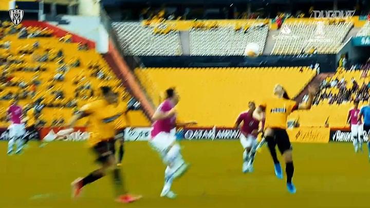 Independiente del Valle's best 2020 Libertadores moments