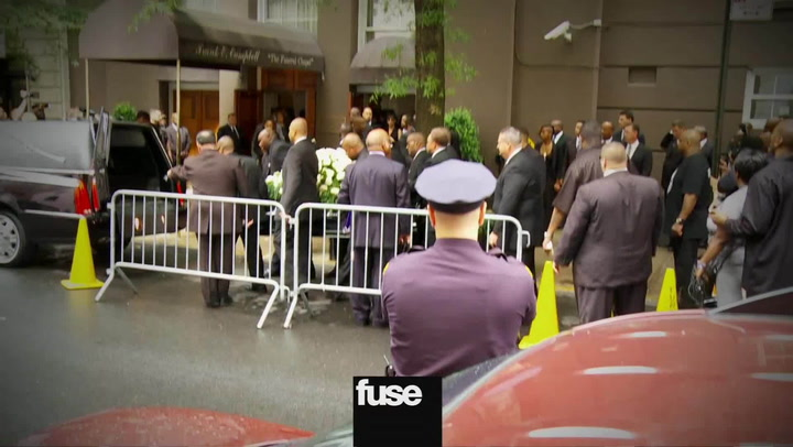 Stars Remember Chris Lighty At NYC Funeral