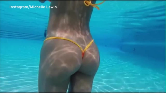Michelle sexy sat tv
