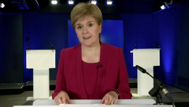 More under-18s could be cleared for Covid vaccines within days, says Nicola Sturgeon