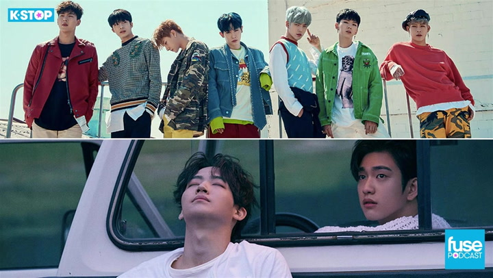 JJ Project, GFriend, Monsta X, A TRL Revival With KPop: K Stop