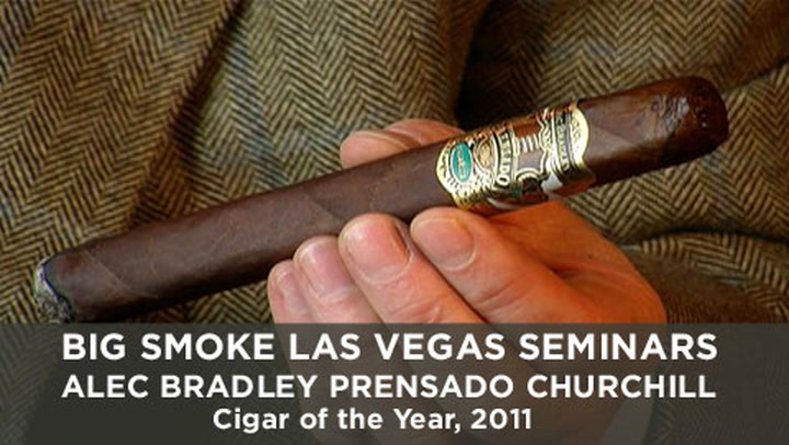 Big Smoke Seminars: No. 1 Cigar of 2011
