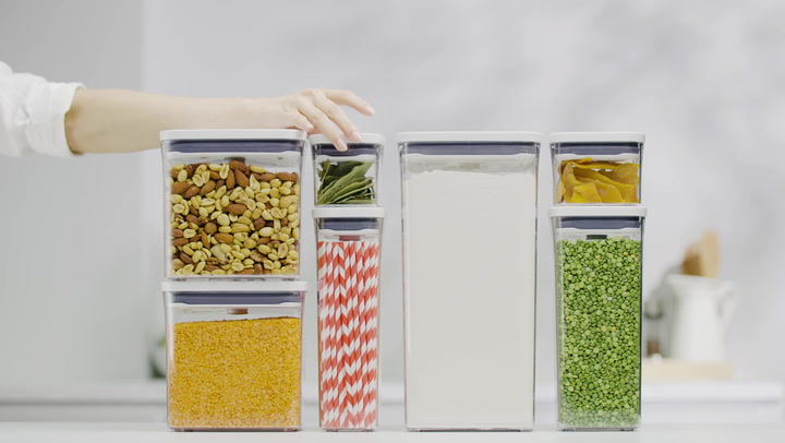 Preview image of OXO Pop 2.0 Containers video