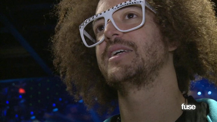 Fuse Presents: Jingle Ball: LMFAO's Redfoo Is Ready to Go a Little Harder - Fuse Presents Z100's Jingle Ball 2011