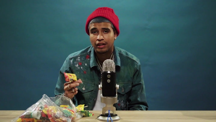 Kap G Does ASMR with Signature Mexican Candy & Talks Clout Chasin'