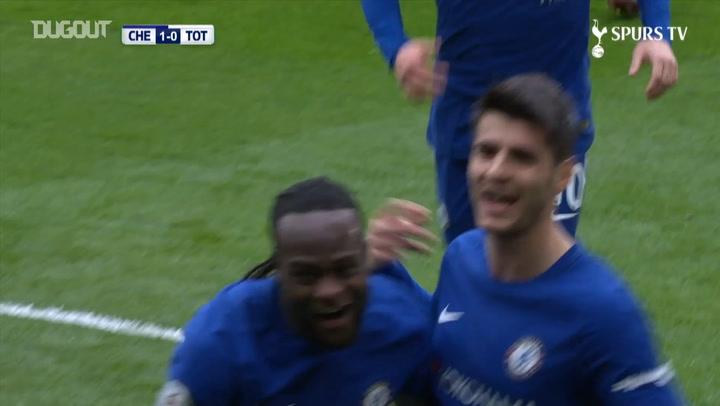 Dele Alli's double inspires victory over Chelsea at Stamford Bridge